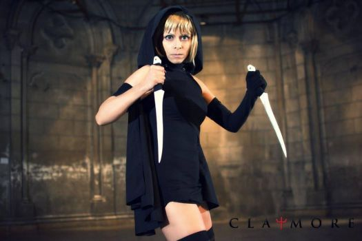 CLARE-CLAYMORE by andycold