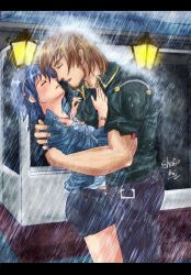 Rain love by raidenokreuz76