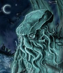 Cthulhu by zc123nick123