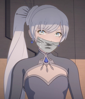 Request: Weiss tape gagged 4 by lakithundurus
