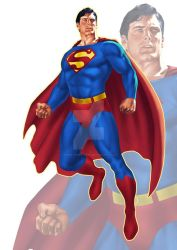 superman01B by thesilvabrothers