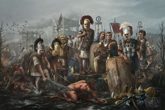 Boduognat looses the battle by Norke