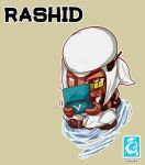 Street Fighter V -  Rashid [Maplestory Style]