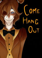 Come Hang Out - Halloween 2015 by Almarane