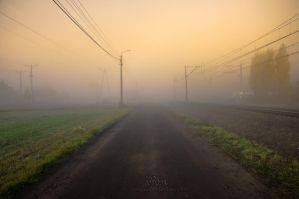 Too much fog and poles here by reznor666