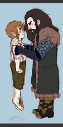 This is the hobbit? by Creepybooh