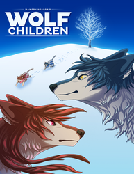 Wolf Children by ClimbToTheStars