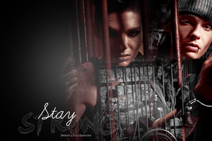 Stay Strong by BeautifulChances
