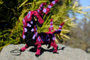 Scolipede the Centipede Pony