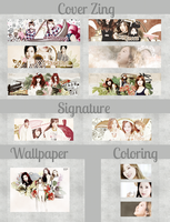 SHARE MEGA PSD PACK #1 by ddhSheila