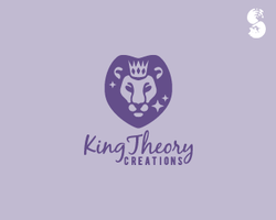 KingTheory-Creations-Logo by whitefoxdesigns