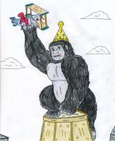 March's Bday Card 5 by Jose-Ramiro
