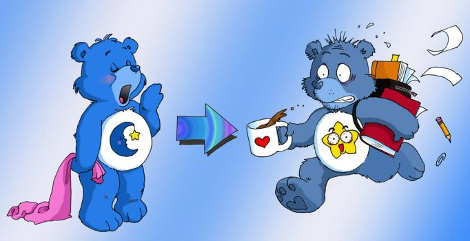 Care Bears, the Teen Years _3 by DrChrissy