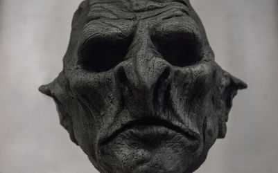Orc mask by Wendholdt