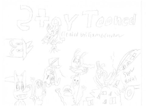 Stay Tooned Poster by ToonsRus