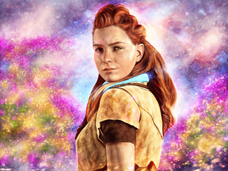 Aloy by p1xer
