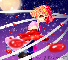 Beyond The Boundary by Shiroegi