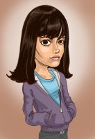 April Ludgate by normandapito