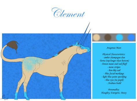 Clement by casinuba