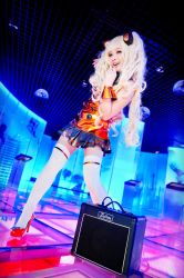 Vocaloid 3 SeeU : Only my dreamland by thebakasaru