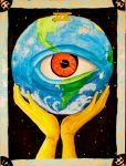 The World in My Hands - Unity by LonelynMisUnderStood