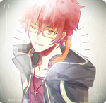 Mystic Messenger: 707 by skittIess
