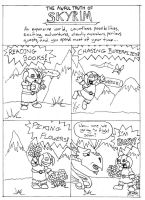 The Awful Tuth Of Skyrim by Cathto