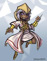 Assassin Bakura by DragonBeak