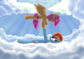 Fun At The Sky by Alexander56910