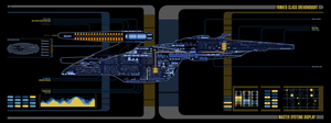 Yamato Class Dreadnought MSD by h31180y