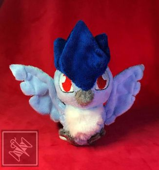 Articuno Pokedoll by ThimblesThread