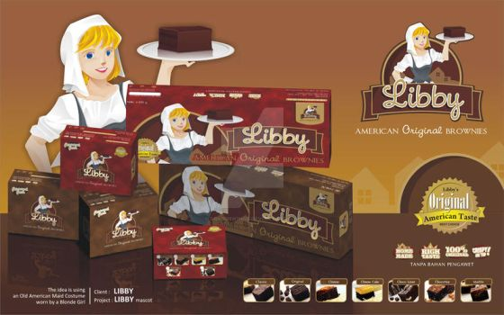 Libby Mascot '07 by dr4g0nw1ngs