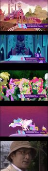 The end is nearer by mrredexorcist