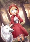 Commission - The Red Riding Hood