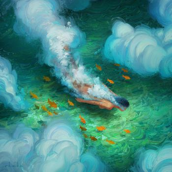 Dive With Me by RHADS