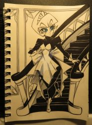 Enter the Maid by WhiteFox89