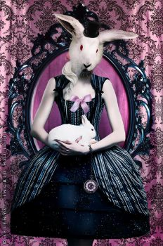 Miss White Rabbit by Selenys