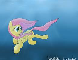 Lovely Swim by Xenstroke