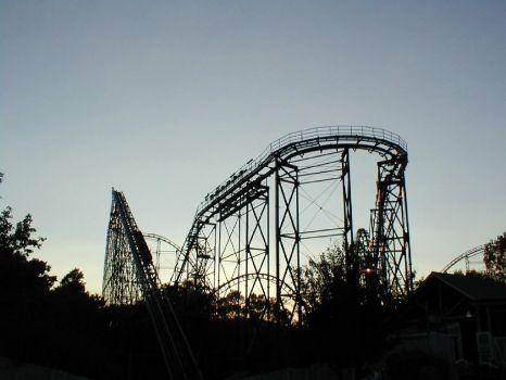Sunset on the Vortex by indeed311