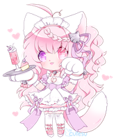 SPARKLE CHIB: Jenniru by cutesu