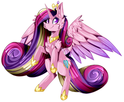 *_Princess Cadence_* by Sonica-Chann
