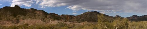 Apache Junction ATV Hill by eRality