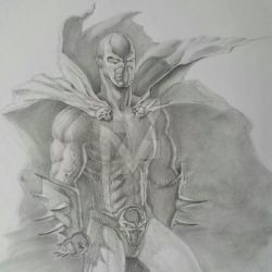 2018 Spawn in pencil by Heilelbs