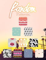 Random Patterns    Agus. by RadiantDay