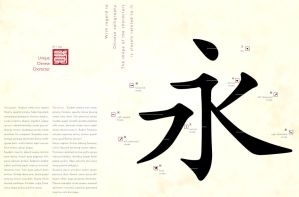 Chinese Calligraphy 2 by boonsinwei