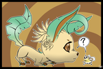 Leafeon for Chris by SavannaEGoth