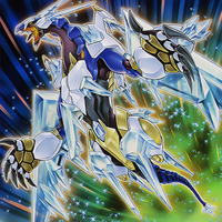 Crystal Wing Synchro Dragon by Yugi-Master