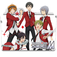 The iDOLM@STER Side M v1 by EDSln