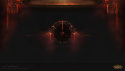 Concept: Iron Horde Loading Page by the-danzor