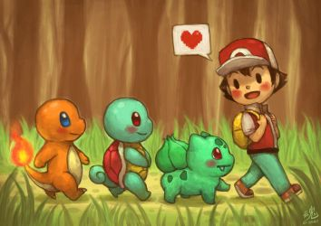 Poke Walk Kanto by Ry-Spirit